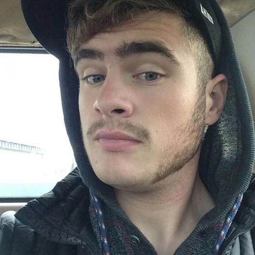 Mutton Chops Long Sideburns Styles Mens Hairstyles