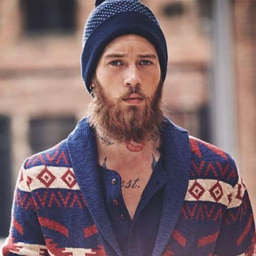 The Perfect Beard  Mens Hairstyles  Haircuts 2019