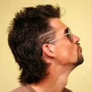 cool mullet hairstyles modern