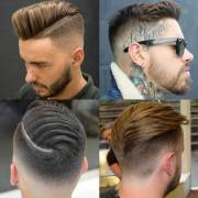 short and sides haircut