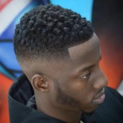 black men's haircuts styles