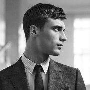 prohibition haircut men's hairstyles