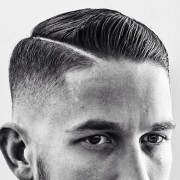 side part haircuts classic