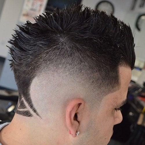Back Of Mens Haircuts Mens Hairstyles Haircuts 2019