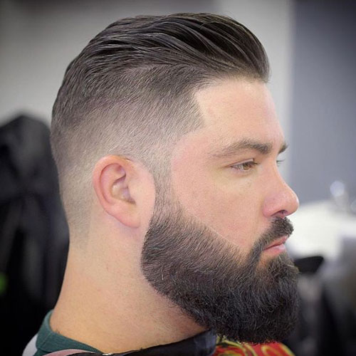 How To Trim Your Sideburns  Mens Hairstyles  Haircuts 2019