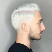 bleached hair men 2019 men's