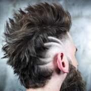 mohawk fade haircuts 2019