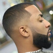 trim sideburns men's