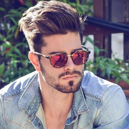 How To Style A Modern Pompadour Mens Hairstyles