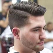 pompadour men haircut 2017