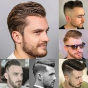 hairstyles receding