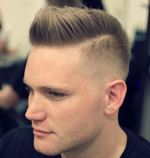 Modern Düz Saç Kesimi