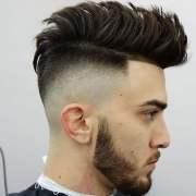 men's haircut - much