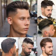 taper fade haircuts types