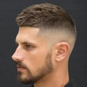 men textured haircuts