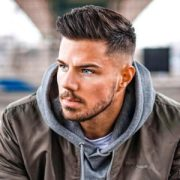hairstyles men with thin hair