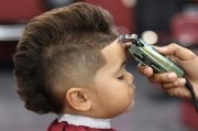 cool kids mohawk haircuts