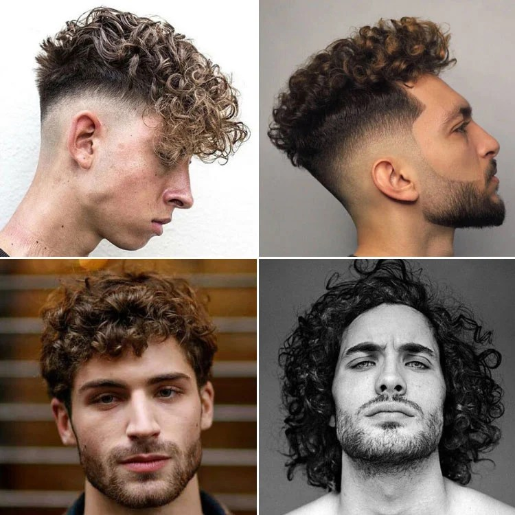 40 Best Perm Hairstyles For Men (2020 Styles)