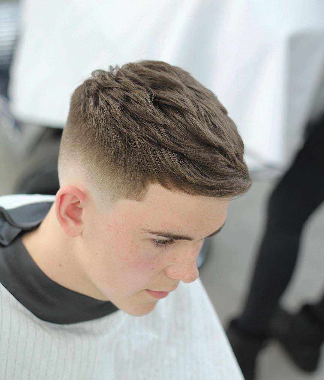 Latest 2018 Best Fade Haircuts Mens Hairstyle Swag
