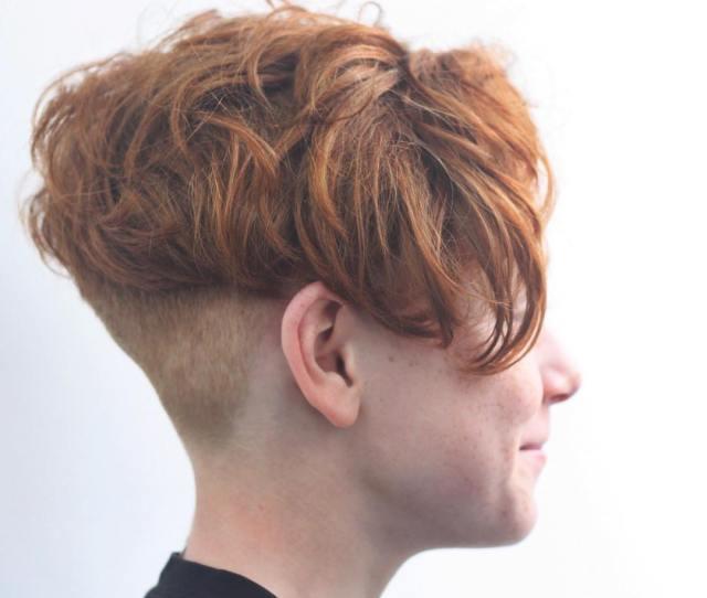 Medium Length Messy Hair Teen Boy Haircuts