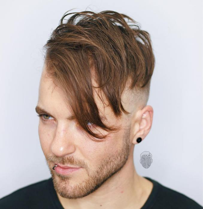 Image Result For Cool Long Hairstyles Men
