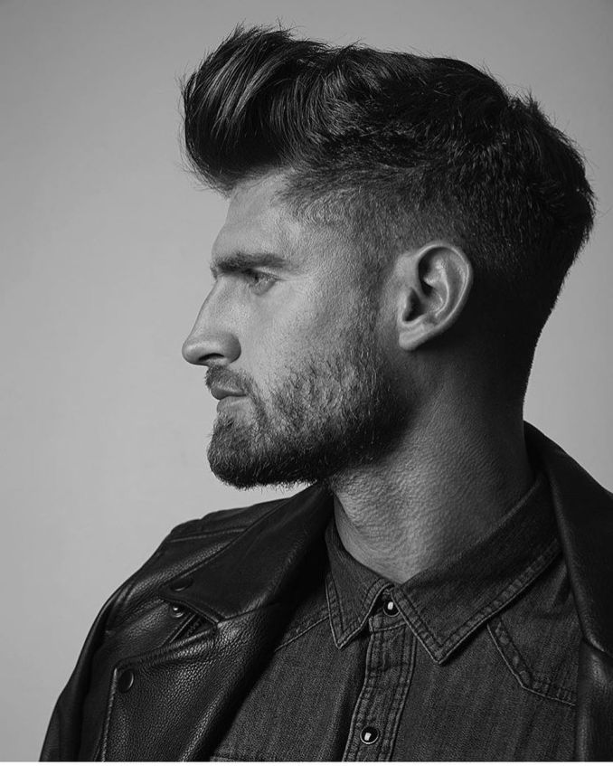 33 latest pompadour haircut for men - men's hairstyle swag