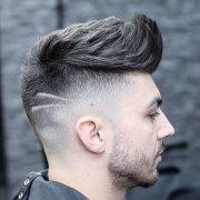 latest men's fade haircuts