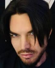 adam lambert hairstyle - men's