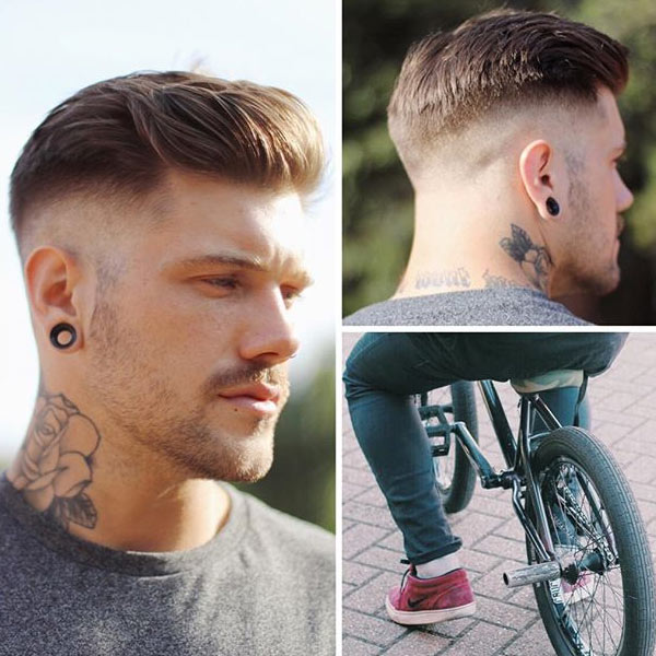 Classic Men's Hairstyles With A Modern Look