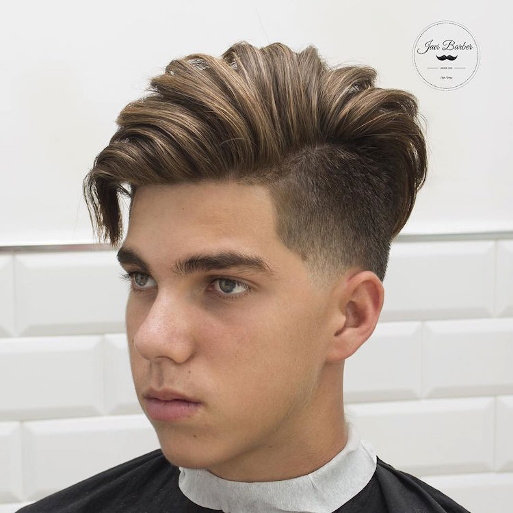 Most Popular New Hairstyles 36 High Fade Long Natural Hair
