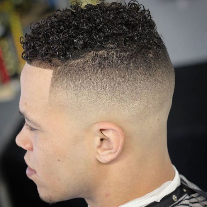 S Curl Haircuts Image Collections For Men And Women