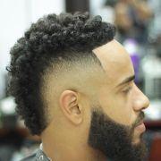 fade haircut black men hairstyles