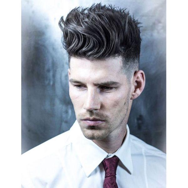 30 Trendy Boys Hairstyles Quiff Hairstyles Ideas Walk The Falls