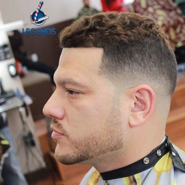 of beards & men: trendy men's haircuts 2015 curly- 10
