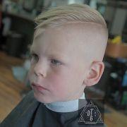 cool hairstyles boys - men's