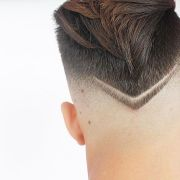 hairstyles men -shaped