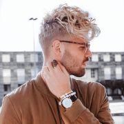 cool guy's haircuts