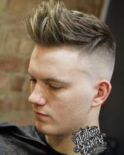 hairstyles men spikes