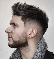 fauxhawk aka fohawk haircut