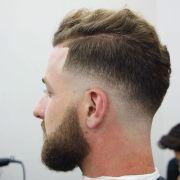 cool men's haircuts wavy