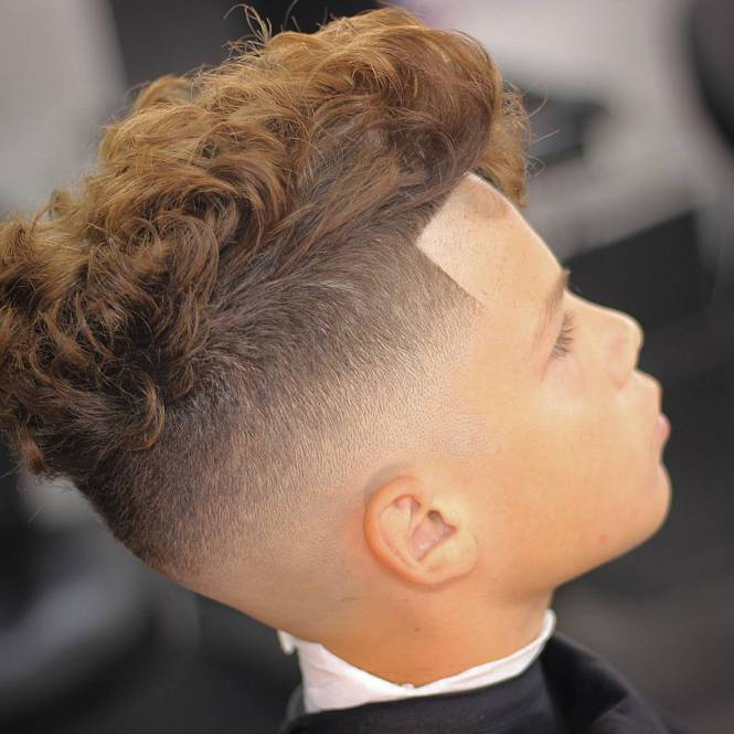 Permalink To 29 Great Stock Of Haircut Curly Hair Men
