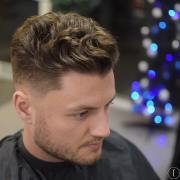 cool men's haircuts wavy