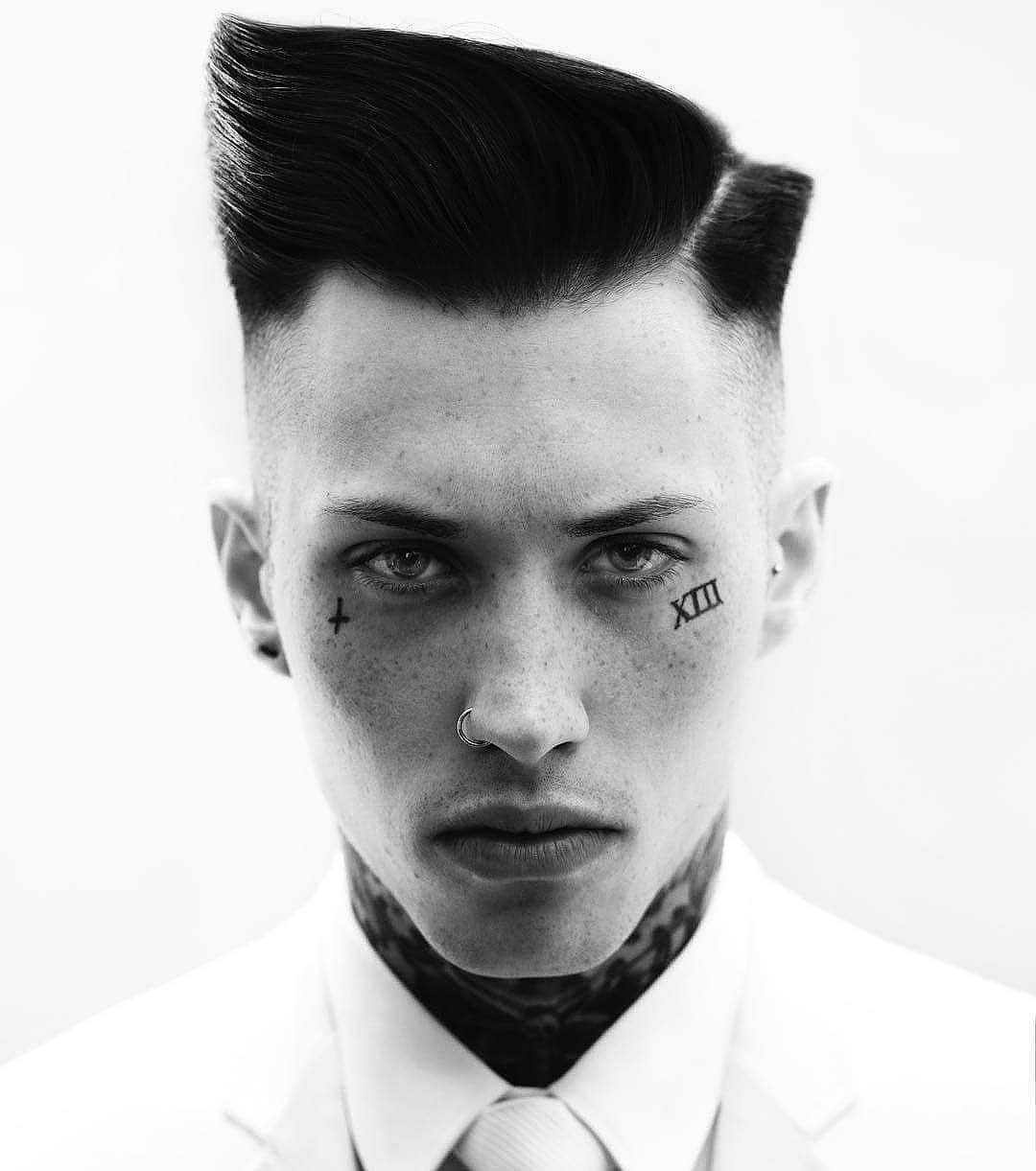 Young Mens Short Hairstyles 2017 Page 1