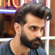 long hairstyles men 2019