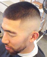 bald fade haircuts