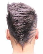 haircut design in head men