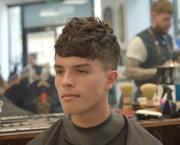 cool men's wavy hairstyles 2018