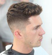 men's short hair ideas cool