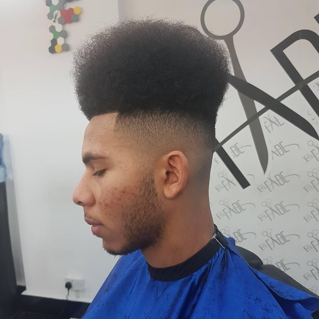 Juice Haircut For Black Men