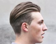 medium hairstyles men